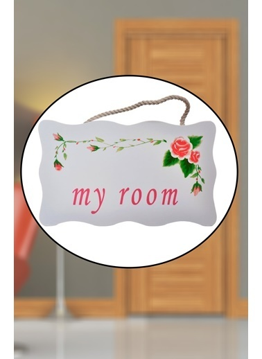 DecoTown My Room Kapı Askısı Renkli